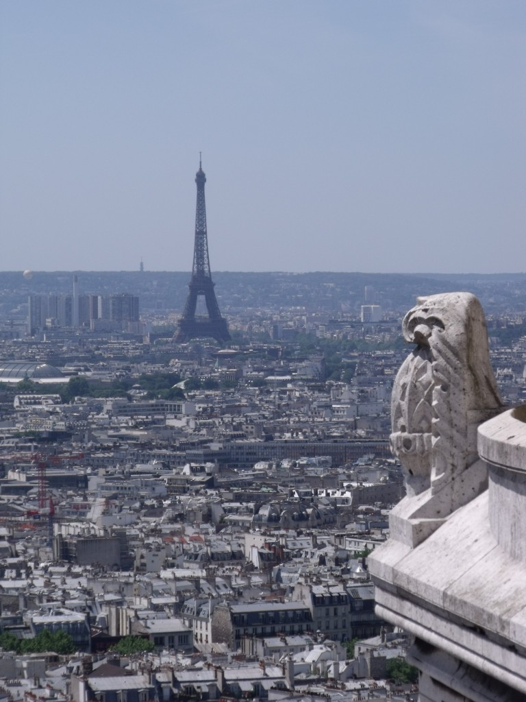 GotMyReservations -- Sacre Coeur view