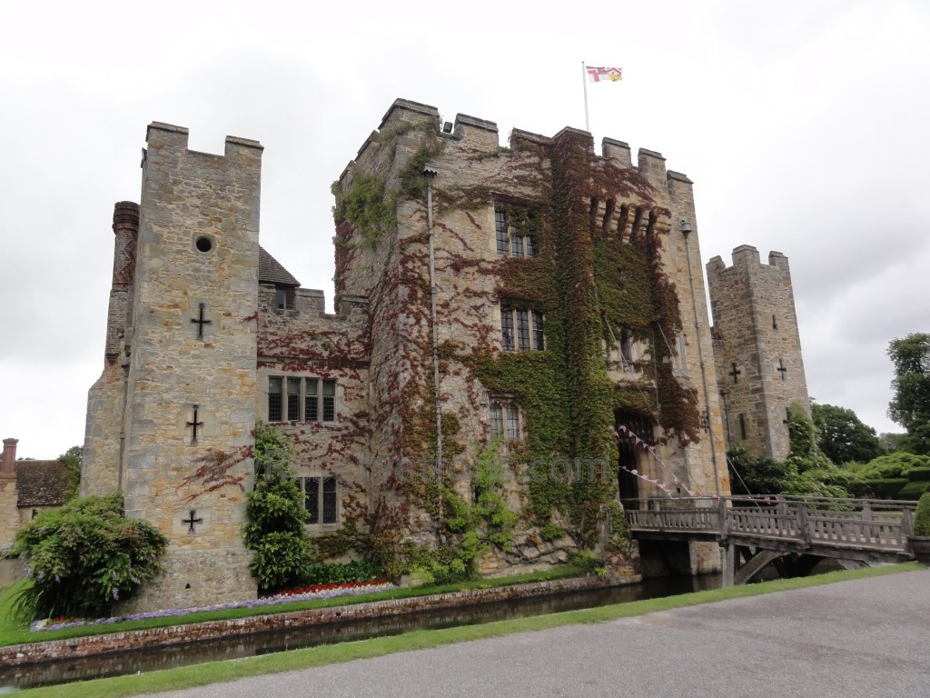 Got My Reservations - Hever Castle Drawbridge