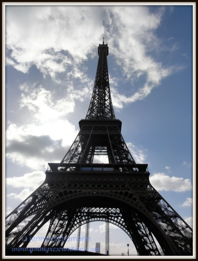 GotMyReservations --Eiffel Tower
