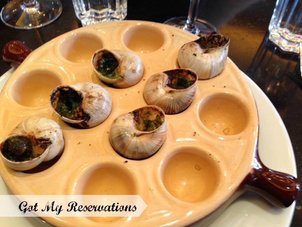 GotMyReservations -- Escargot