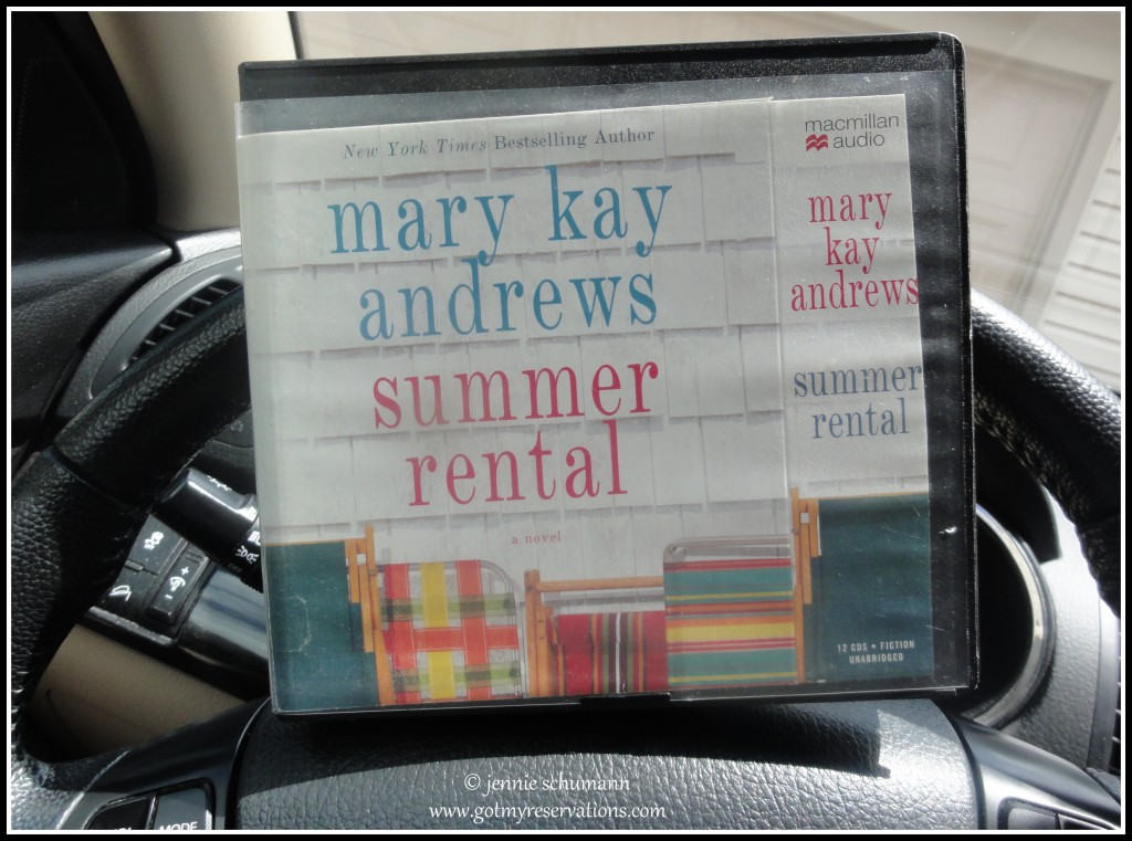 GotMyReservations -- Mary Kay Andrews Summer Rental Audiobook
