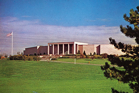 Harry Truman Library, Independence, Missouri