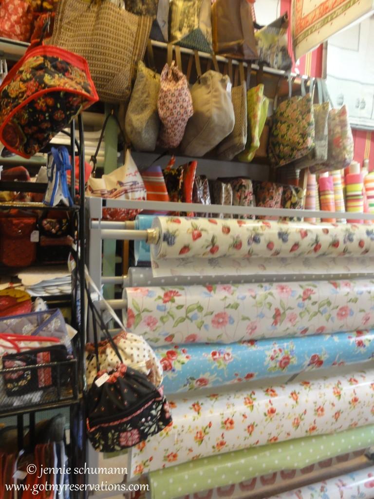 GotMyReservations -- La Victoire in Aix-en-Provence Coated Fabrics