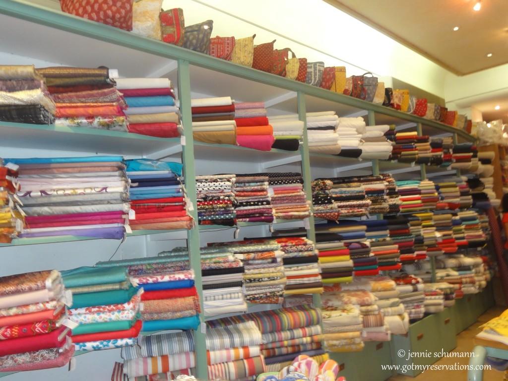GotMyReservations -- La Victoire in Aix-en-Provence Fabric Wall