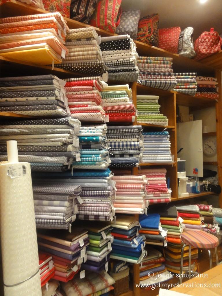 GotMyReservations -- La Victoire in Aix-en-Provence Fabrics