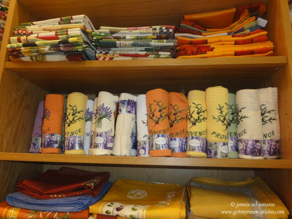 GotMyReservations -- La Victoire in Aix-en-Provence Tea Towels
