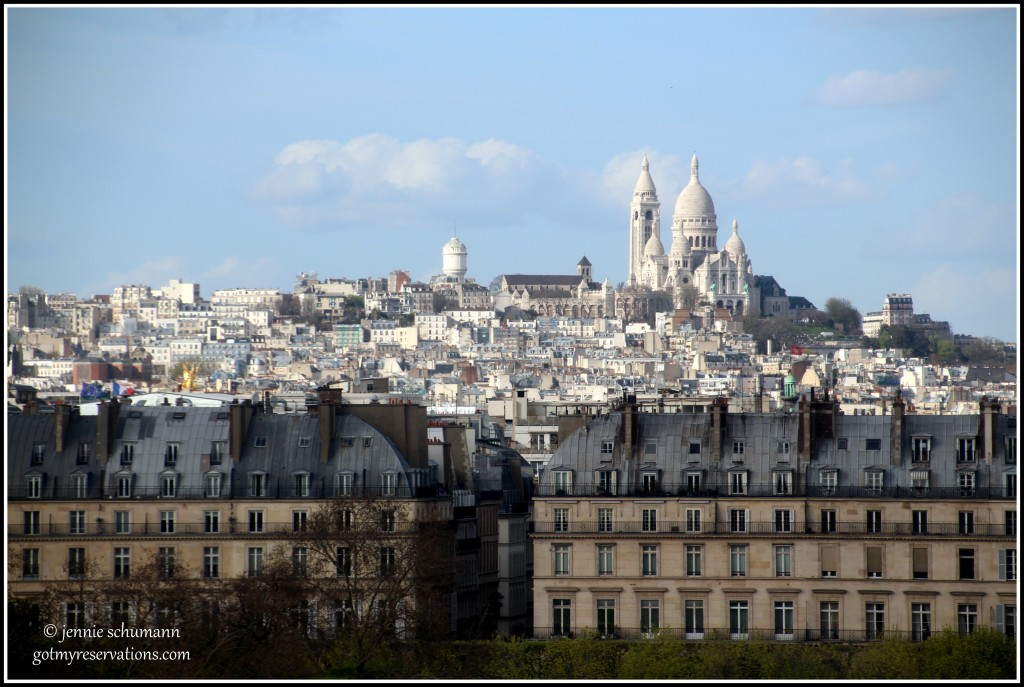 GotMyReservations -- Montmartre in the Sun