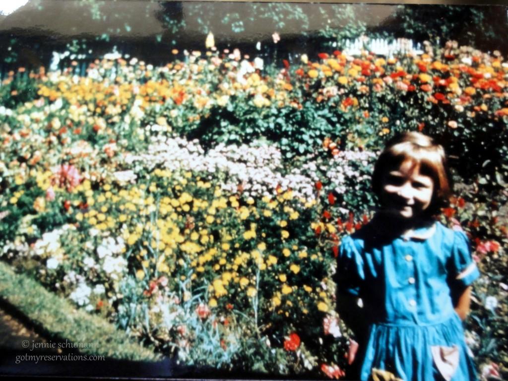 GotMyReservations -- Mount Vernon Flower Garden