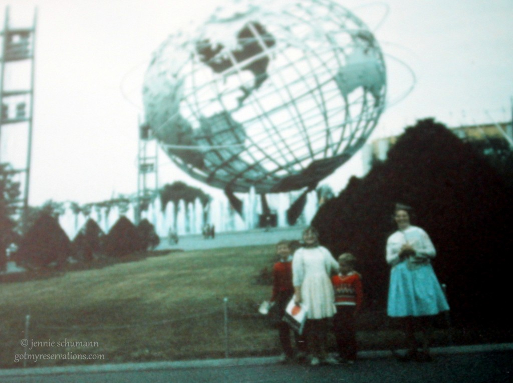 GotMyReservations -- New York Worlds Fair