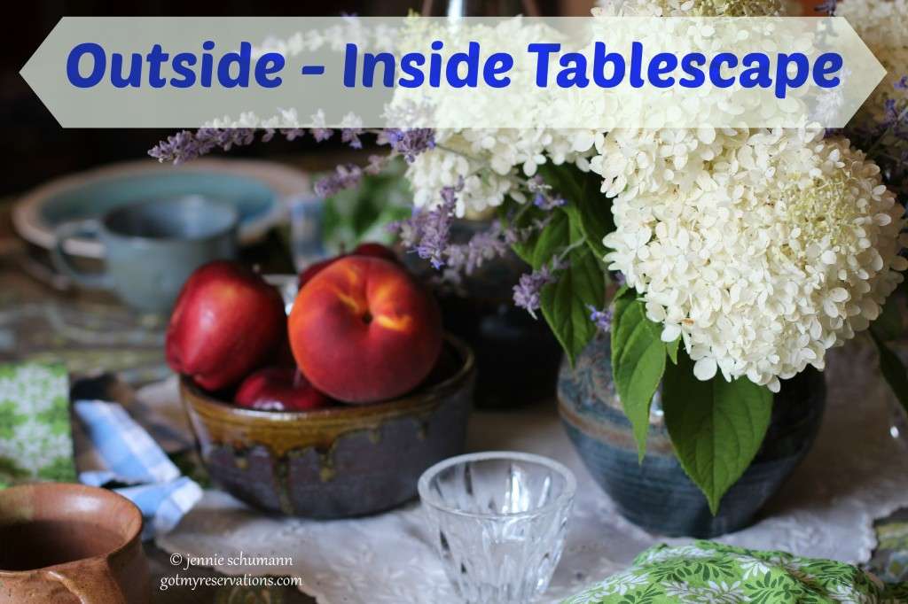 GotMyReservations -- Outside Inside Tablescape