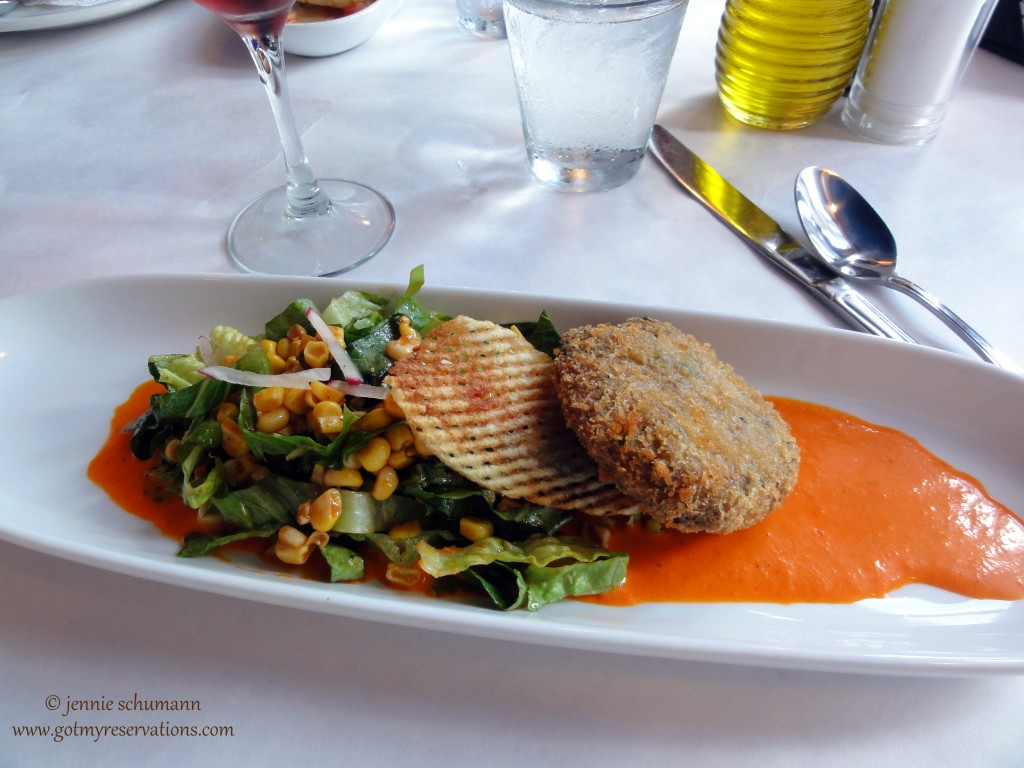 GotMyReservations - Convito Cafe Crabcake