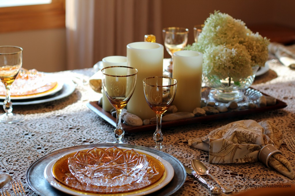 GotMyReservations - Sticks and Stones Tablescape 1