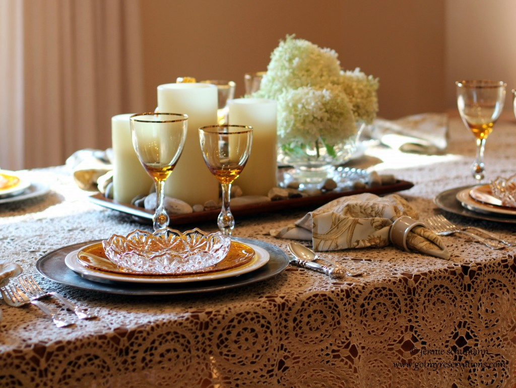 GotMyReservations - Sticks and Stones Tablescape 2