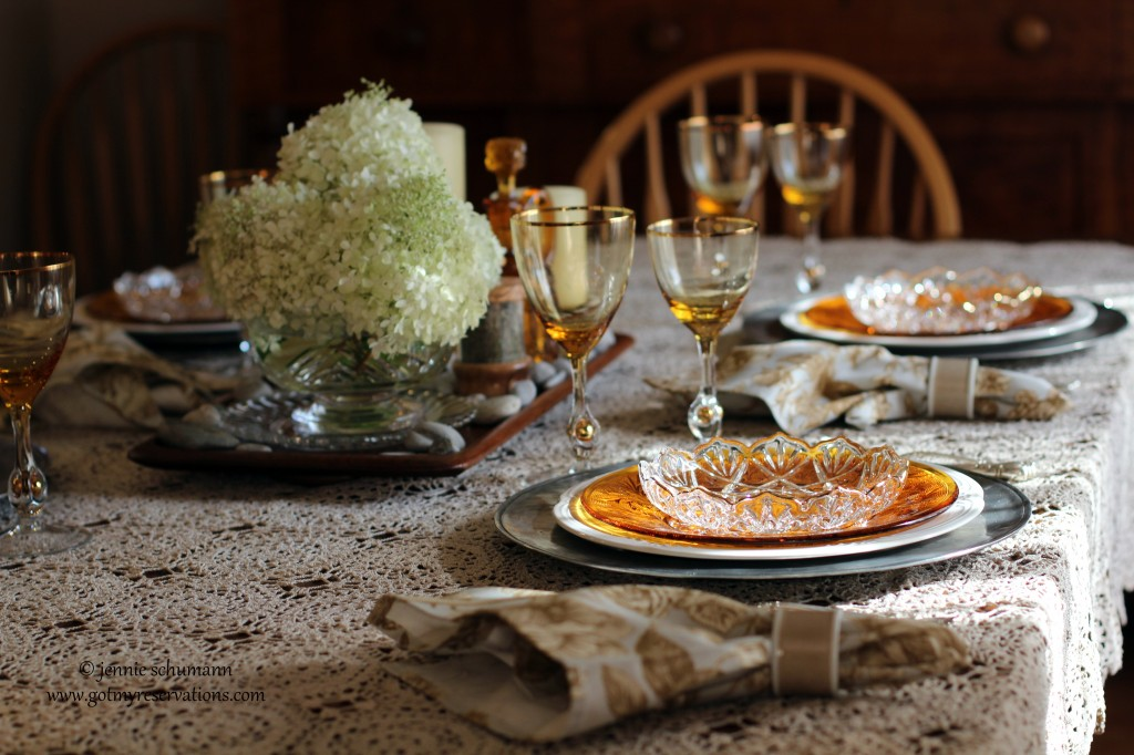 GotMyReservations - Sticks and Stones Tablescape 6