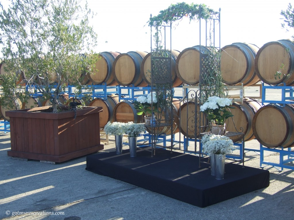GotMyReservations -- Winery Wedding Platform