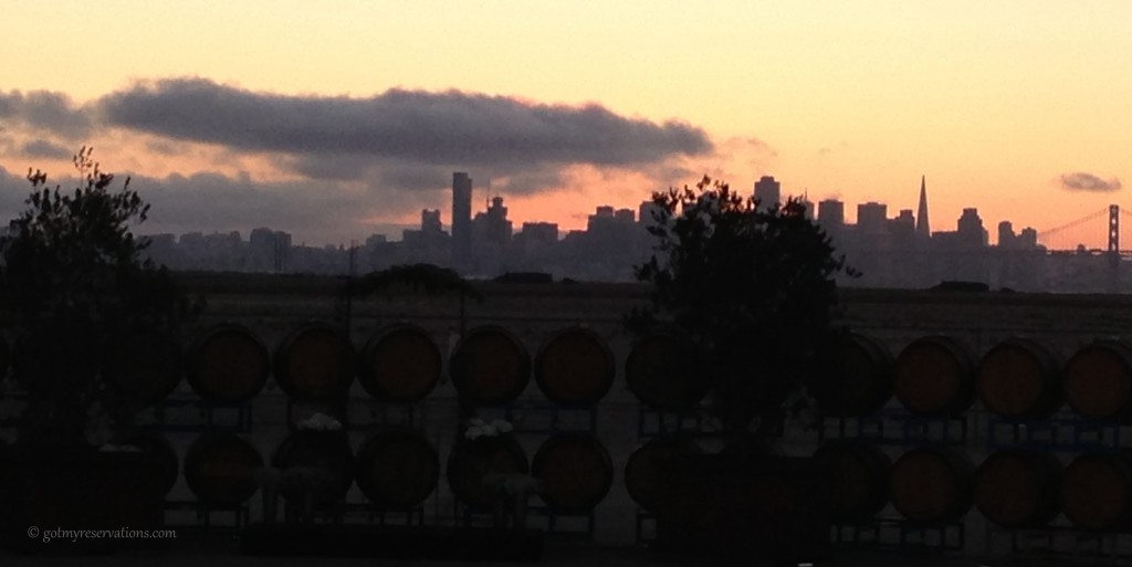 GotMyReservations -- Winery Wedding Skyline 2