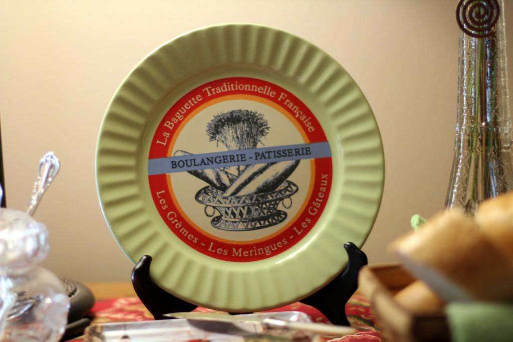 GotMyReservations -- Baguette du France Plate Detail