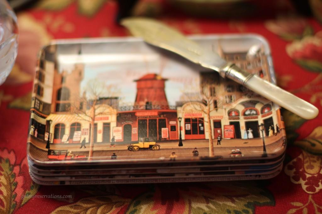 GotMyReservations -- Baguette du France Snack Plate Detail