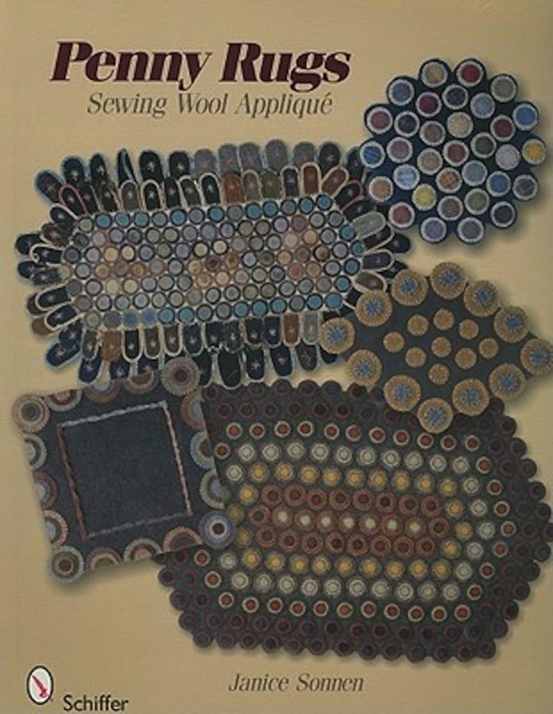 penny-rugs-sonnen-janice-9780764334672
