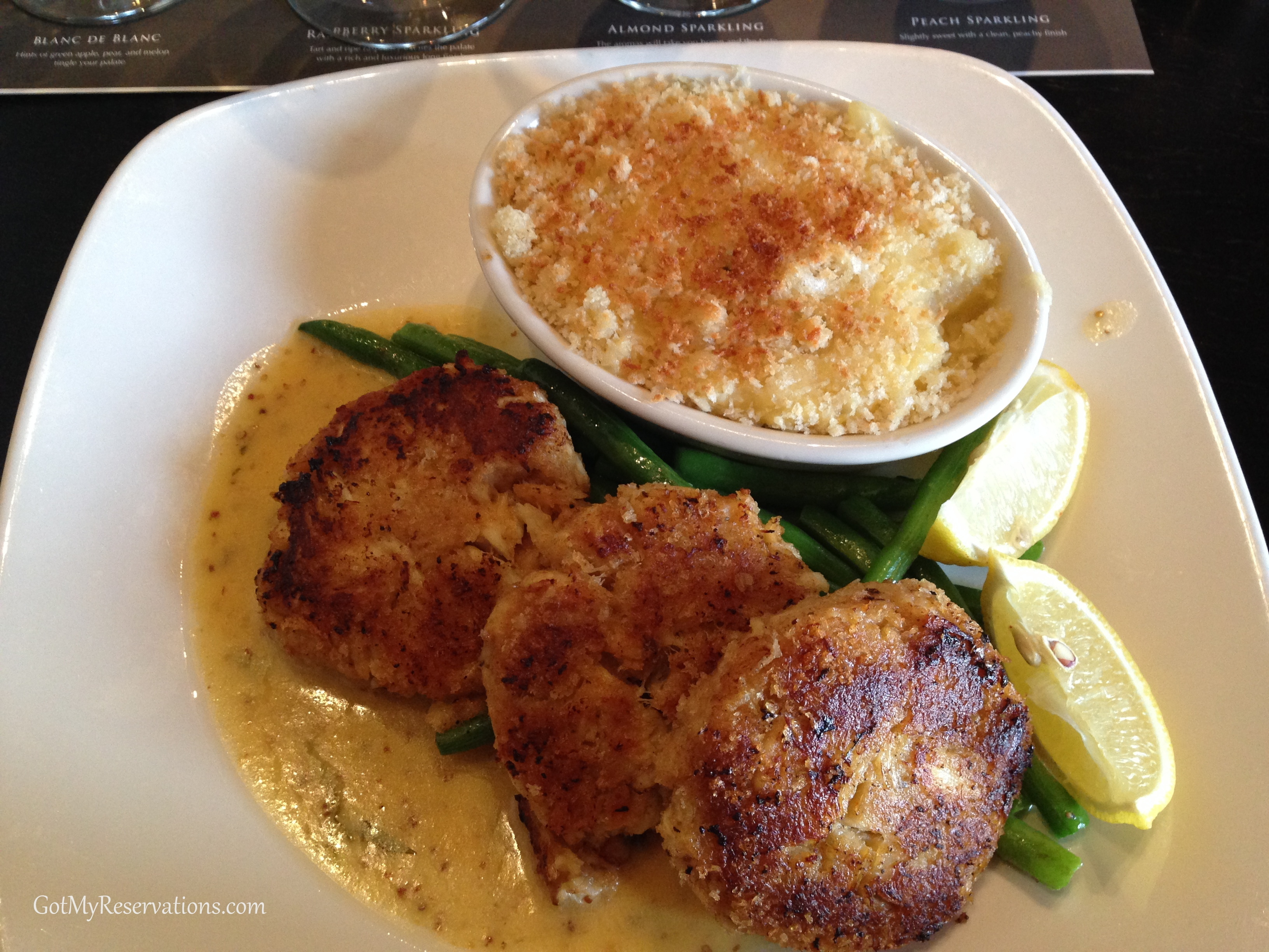 Northwest Crab Cakes