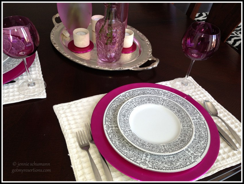 GotMyReservations -- Pretty in Pink Tablescape Place Setting 2 8-27-2013 2-33-52 PM 3340x2524
