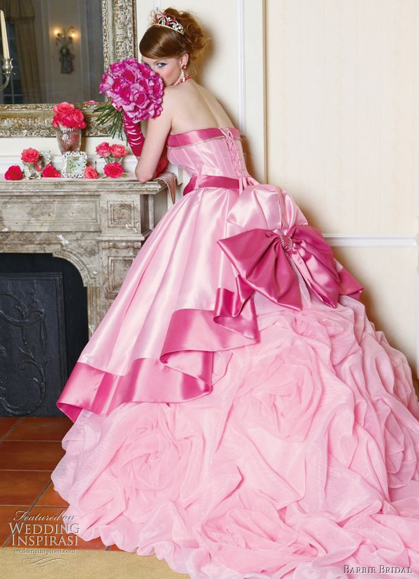 big-pink-wedding-dress-designs-for-girls