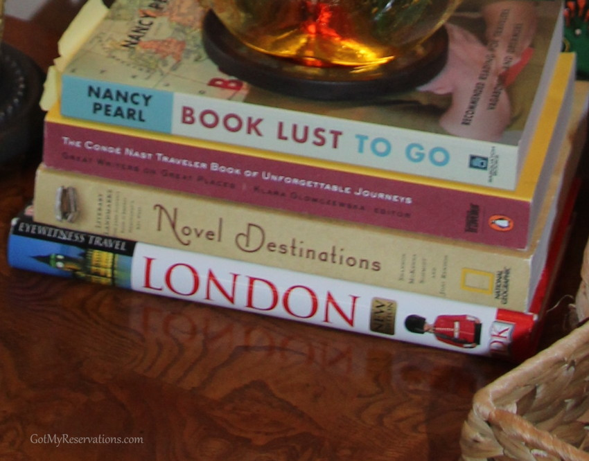 GotMyReservations Global Vignette Book Stack