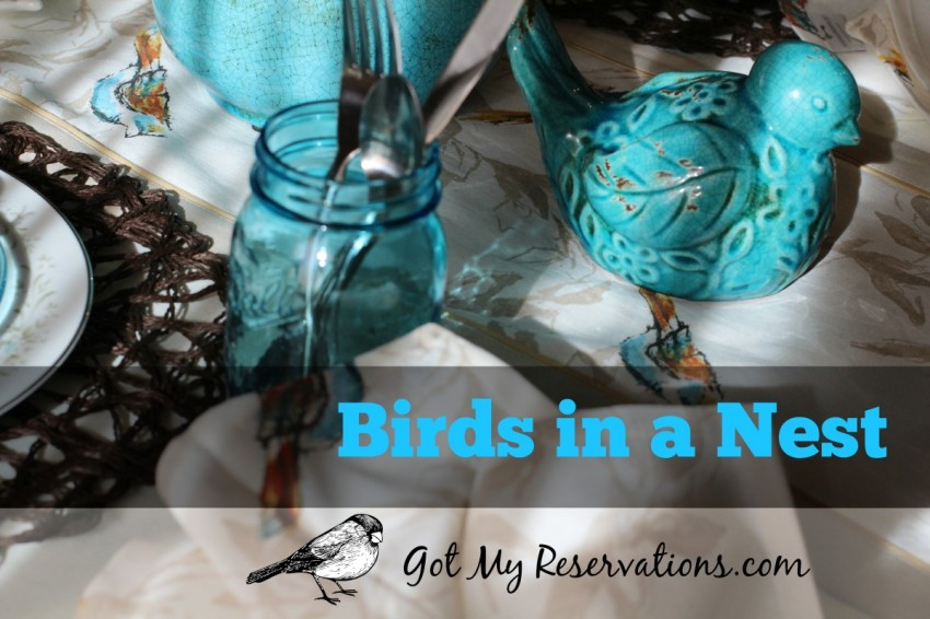 GotMyReservations Birds in a Nest Intro