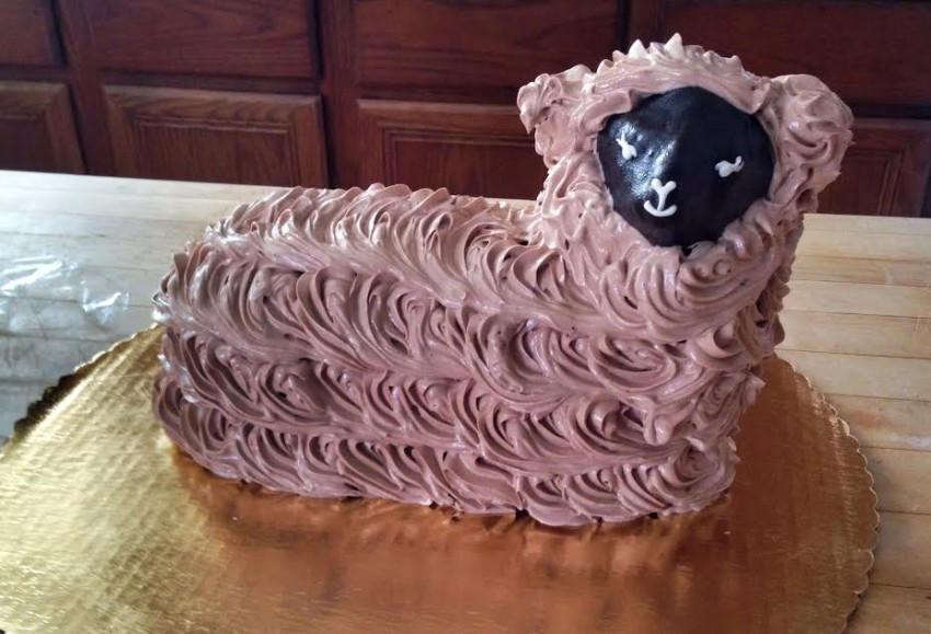 GotMyReservations Black Sheep Cake