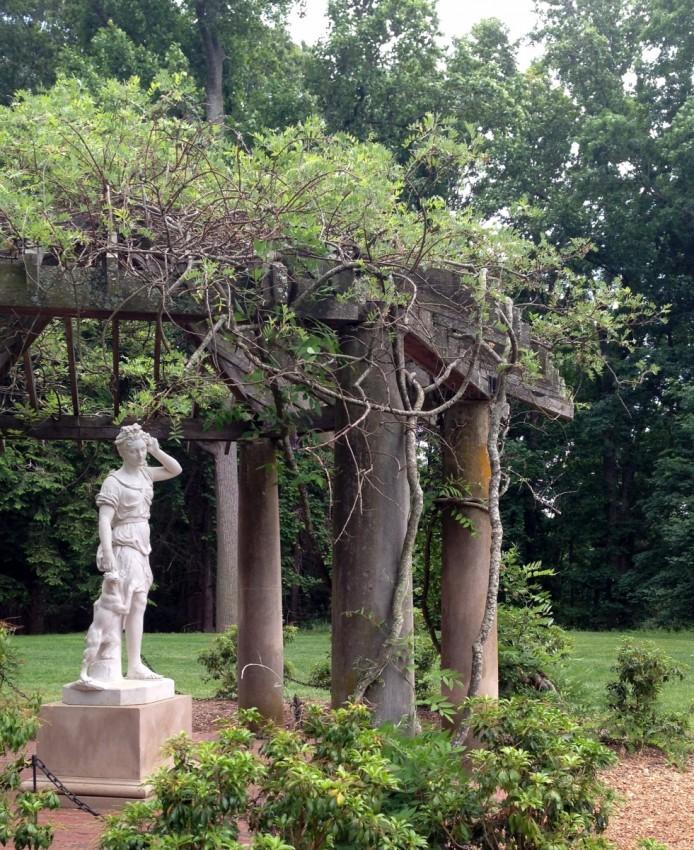 GotMyReservations Biltmore Diana Statue