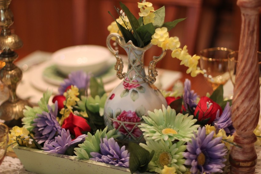 GotMyReservations Floral Fantasy 2