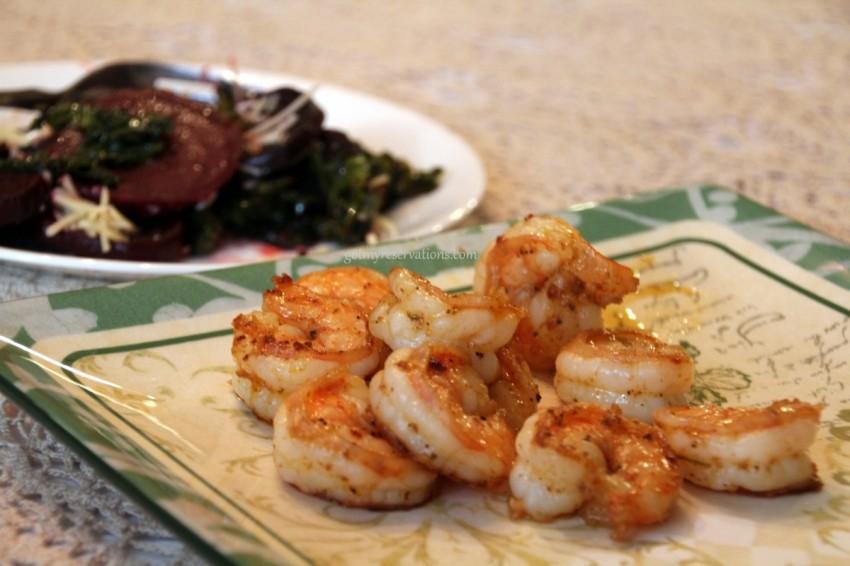 GotMyReservations Seasoned Shrimp