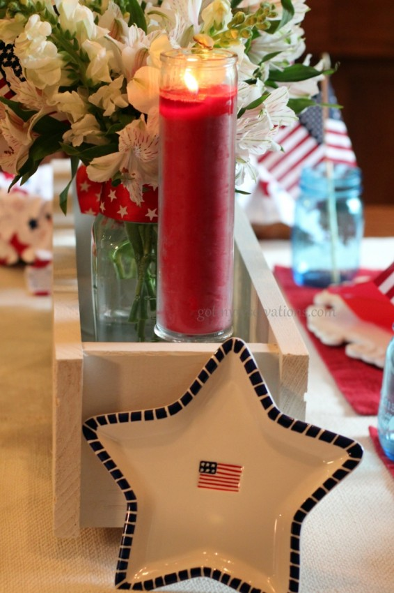 GotMyReservations Stars and Stripes Tablescape 2