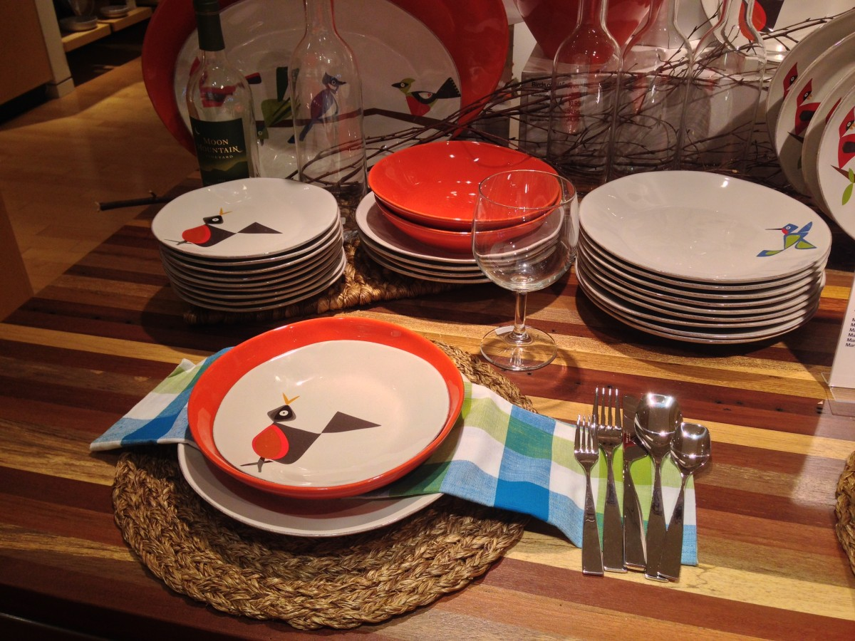 IMG_6210 & Marin Birds Dinnerware - Got My Reservations