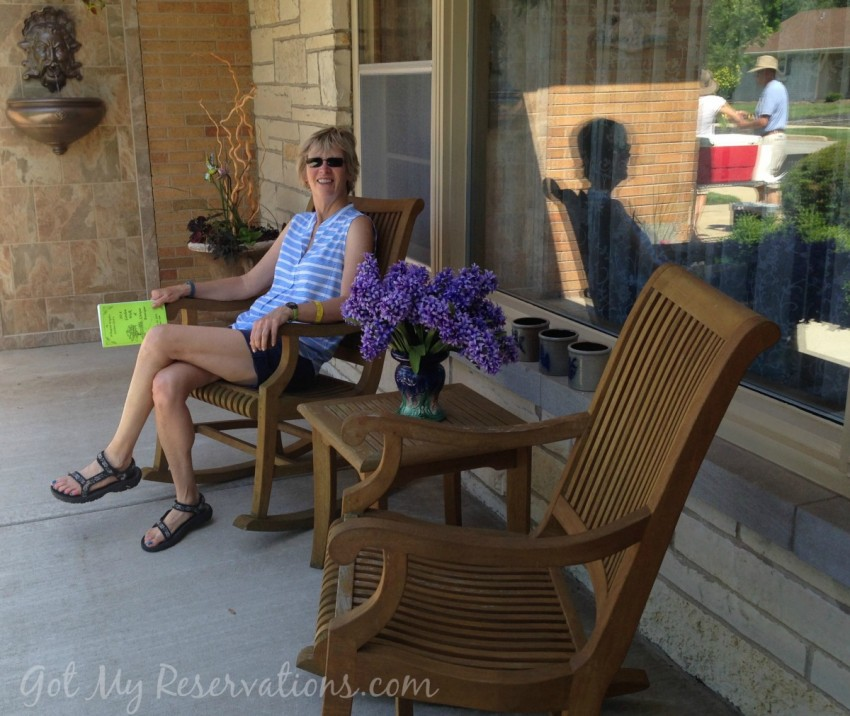 GotMyReservations Front Porch