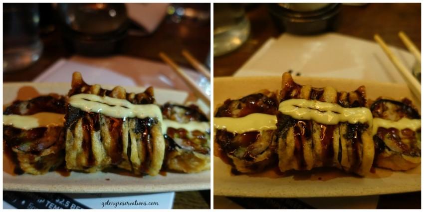 Shrimp Tempura Roll Union Sushi and BBQ